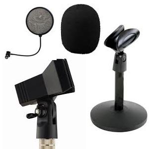 Mikrofoner - Tillbehör